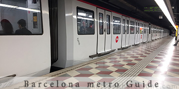 barcelona metro guide for mobile