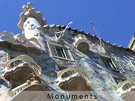 Barcelona best monuments to visit