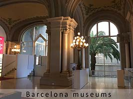Barcelona inescapable museums