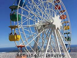 Barcelona activities and lesures