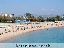 Barcelona best beaches