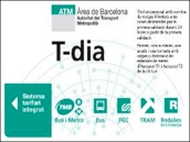 barcelona metro 1 day pass
