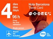 barcelona metro 4 days ticket