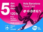 barcelona metro pass 5 days