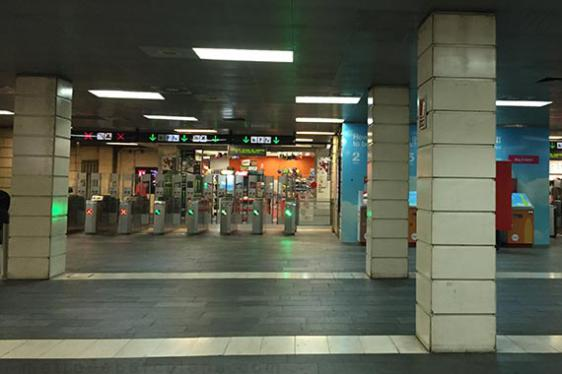 Barcelona metro tickets price