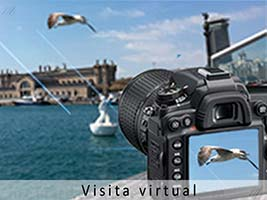 visita virtual Barcelona