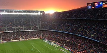 stade Camp Nou Barcelone