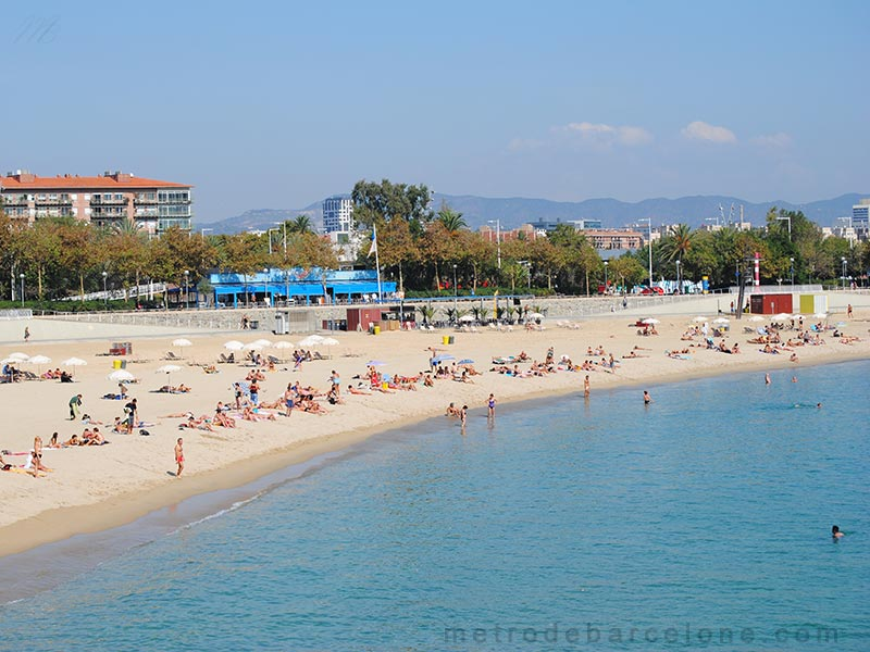 barcelone plages photos