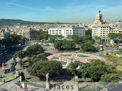 Barcelone places photos