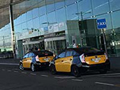 taxis barcelone