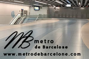 metro Esglesia Major Barcelone
